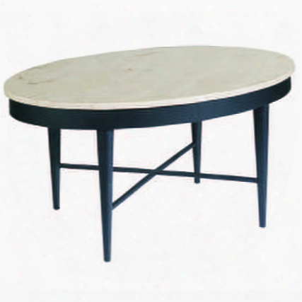Xx4 29 X 29 X 33 Lisa Cocktail Table In Linphill Metal &
