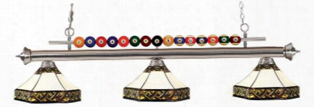 170bn-z16-30 3 Light Billiard