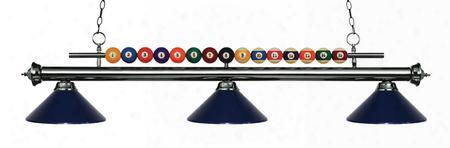 170gm-mnb 3 Light Billiard