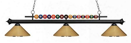 170mb-mpb 3 Light Billiard