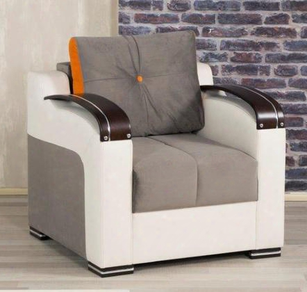 Divan Deluxe Didechgg Living Room Chair With Stitched Detailing Curved Arms And Block Feet With Woodlike And Stainless Steel Accents Golf