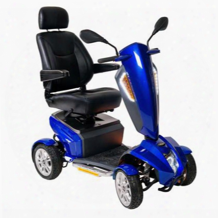 Odysseygt18cs Odyssey Gt Executive Power Mobility Scooter 18 Captain's