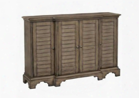 766152 Console Medium - Wood