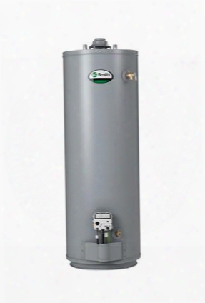 Smigcrt-50 Residential Gas Water Heater With 50 Gallon Caapcity Intelligent Control Logic And Green Choice 50 000 Btu Gas