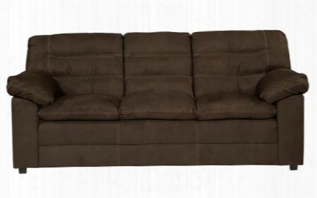 """Talut Collection 2990038 89"""" Sofa With Fabric Upholstery Stitched Detailing Plush Padded Arms And Contemporary Style In"""