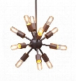 98237 Sapphire Ceiling Lamp Small