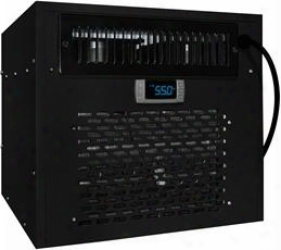 Wm-2500hzd Wine-mate Self-contained Wine Cellar Cooling System With 4 Fan Speeds 200 Cu. Ft. Coverage Size Removable Grill And Digital Control Display In