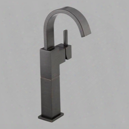 Vero 753lf-rb Delta Vero: Single Handle Vessel Lavatory Faucet In Venetian