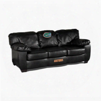 79-6026 University Of Florida Black Leather Classic