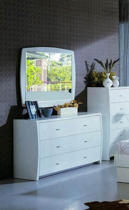 Cl-vgzhpalermo-drs-wht Modrest Palermo Modern White Dresser &