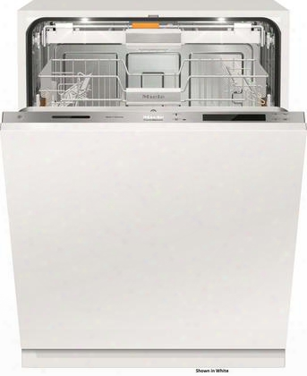 "G6595scvik2o 24"" Futura Lumen Series Energy Guide Qualified Dishwasher With Fully Integrated Control Panel 11 Wash Programs 16 Place Settings And Water"