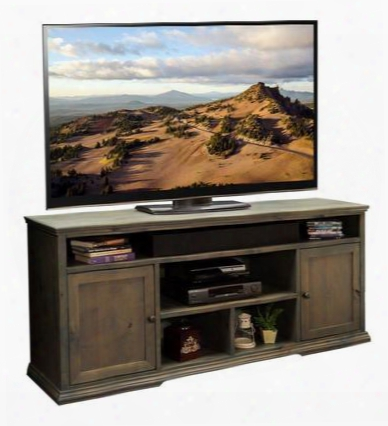 "Gy1331.bnw Greyson 74"" Tall Tv Cart In"