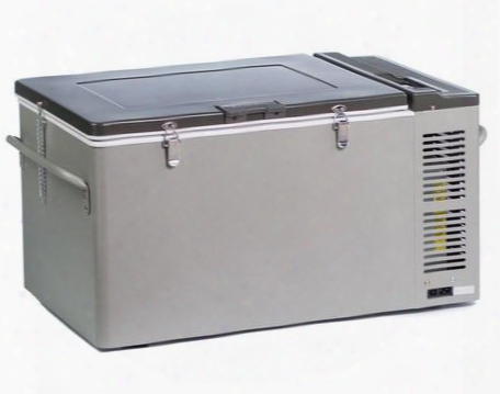 Mt60f-u1 Portable Top-opening Fridge-freezer With Ac/dc Compatible Variable Temperature Control And 100% Cfc-free Compressor In