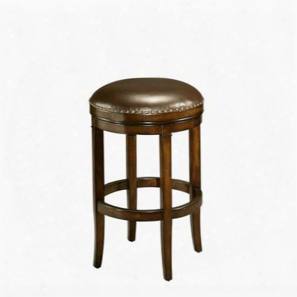 Qlnb215250985 Naples Bay 30 In. Bar Height Backless Barstool In