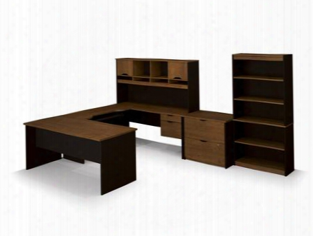 92851-63 Innova Entire Collection Kit With Scratch And Stain Resistant Surface In Tuscany  Brown And