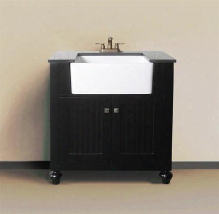 Wlf6022-e 30 Sink Vanity Without Faucet In