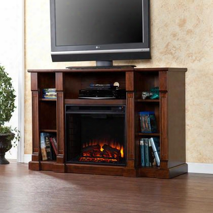 Fe9386 Kendall Electric Media Fireplace -