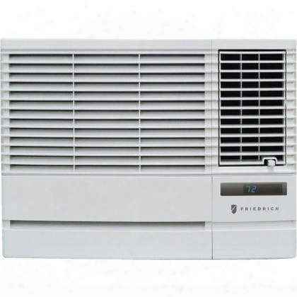 "Chill Series Ep24g33b 26"" Room Air Conditioner With 23 000 Btu Cooling 12 000 Btu Electric Heating 9.8 Eer R-410a Refrigerant 6.5 Pts/hr Dehumidification"