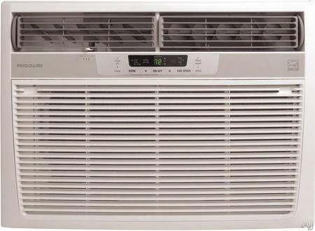 Fra184mt2 Window-mounted Median Room Air Conditioner With 18500 Btu Cooling Capacity Effortless Temperature Control Multi-speed Fan Clean Filter Alert