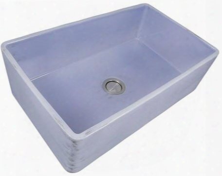 Fcfs3320s-shabbysugar 33-inch Farmhouse Fireclay Sink With Shabby Sugar