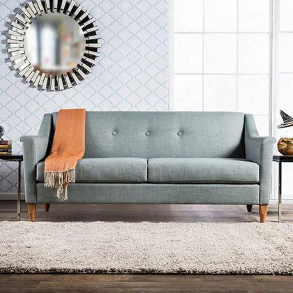 Mallory Sm8811-sf Sofa In Blue
