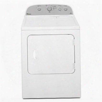 "Wgd4975ew 29"" Top Load Gas Dryer With 7.0 Cu. Ft. Capacity 12 Dry Cycles Wrinkle Shield Option Jeans Cycle Timed Dry Cycle Delicate Cycle Cool Down Cycle"