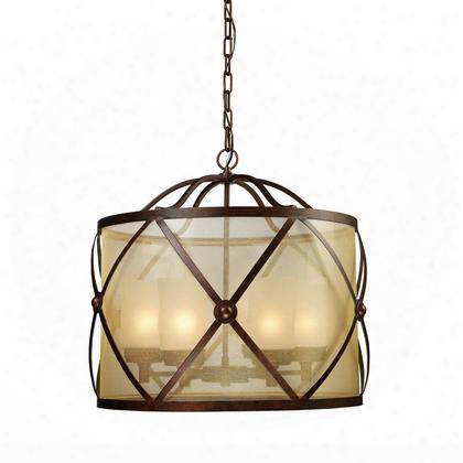 14052/6 Cumberland 6-light Chandelier In Classic