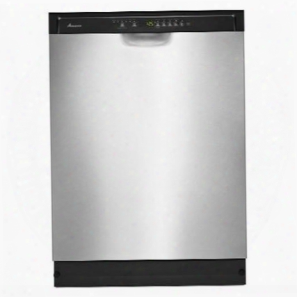 "Adb1700ads Tall Tub 24"" Undercounter Dishwasher With Sofsound Technology 50 Dba Operation High Temperature Wash Water Filtration Stainless Steel Interior"