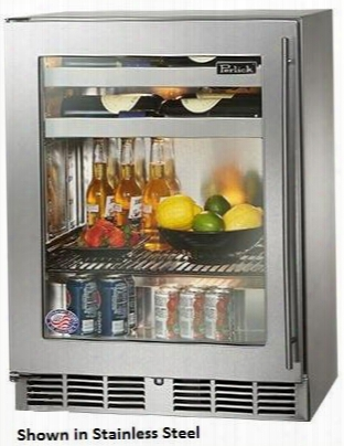 "Hh24bs-3-4l 24"" Signature Series Indoor-use Beverage Center With Rapidcool Forced Air Refrigeration System Stainless Steel Interior And 700 Btu"