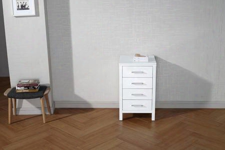 Ksc-700-s-wh Dior 18 Modern Side Cabinet In