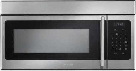 "Otr316xu 30"" Classic Design 1. 6 Cu. Ft. Over The Range Microwave With Child Safe Lock Two Halogen Lights Mul Ti Speed Vent Touch Pad 1000 Watts Max Power"