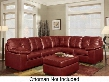474400-SEC-TR Tamera 2 pc Sectional with Left Arm Facing Sofa and Left Arm Facing Sofa in Ty
