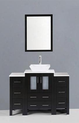 48 Bosconi Ab124s2s Single Vanity In