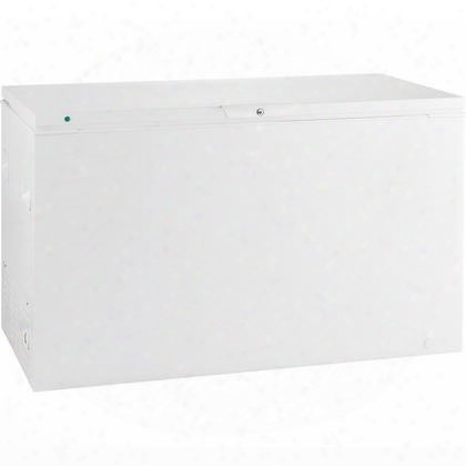 "Fffc16m5qw 56"" Chest Freezer With 16 Cu. Ft. Capacity Bright Lighting Lock With Pop-out Key Adjustable Temperature Control Energy Efficiency And Thick"