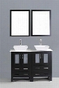 48 Bosconi AB224S Double Vanity in
