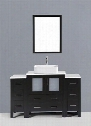 54 Boscnoi AB130S2S Single Vanity in