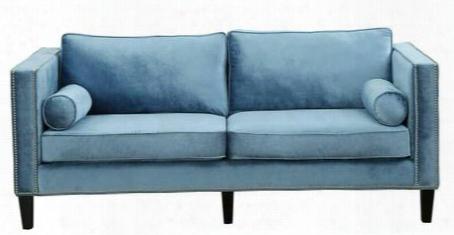 Tov-s18 Cooper Blue Velvet