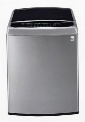 Wt1801hva 5 Cu. Ft. Mega Capacity Washer With Turbowash Technology Front Electronic Control Panel With Led Display Lg Steam Technology Energy Star Qualified