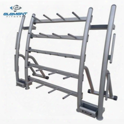E-500-834cpr Cardio Pump Rack With 20 Pump Capacity And Metal Frame In