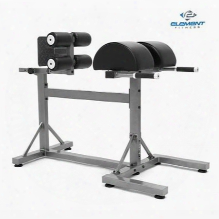E-500-ghd Glute Hamstring Developer With Horizontal Adjustability And Levelers In