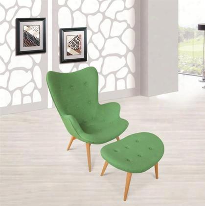 Fmi1005-green Grant Featherston Style Contour Lounge Set