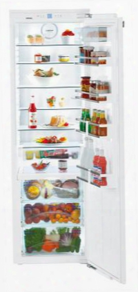 """Hrb1120 22"""" Star K Fully Integrated All Refrigerator With 10.9 Cu. Ft. Capacity Biofresh Supercool Nofrost Interchangeable Hinge And Led Light Column:"""