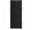 "FFTR1222QB 24"" ADA-Compliant Apartment-Size Top-Freezer Refrigerator with 12 cu. ft. Capacity Bright Lighting Adjustable Glass Shelves Reversible Door and 2"