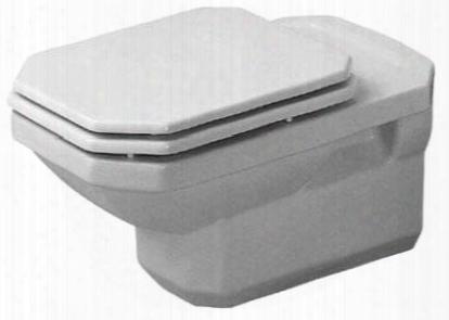 0182090092 Toilet Wall-mounted 1930 White Washdown
