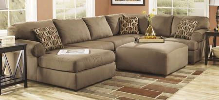 30703laf2pckit Cowan 2-piece Liiving Room Set With Left Arm Facing Chaise Sectional Sofa And Ottoman In