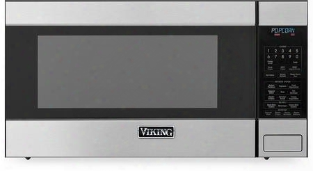 """Rvm320ss 24"""" Wide 2.0 Cu. Ft. Microwave Oven With 16"""" Diameter Turntable 13 Food Specific Settings 15 Minute Dinner And Child Safety Lock In Stainless"""