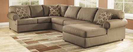 30703-66-34-17 Cowan Sectional Sofa With Left Arm Facing Sofa Armless Loveseat And Right Arm Facing Corner Chaisee In