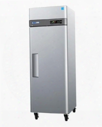 M3f191 20 Cu.ft M3 Series Freezer With 1 Solid Door Digital Temperature Control System Hot Gas Condensate System Efficient Refrigeration System And