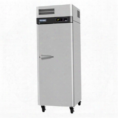 Pro26f 25 Cu. Ft. Capacity Premiere Freezer With 1 Solid Door Digital Temperature Control System Hot Gas Condensate System High-density Polyurethane