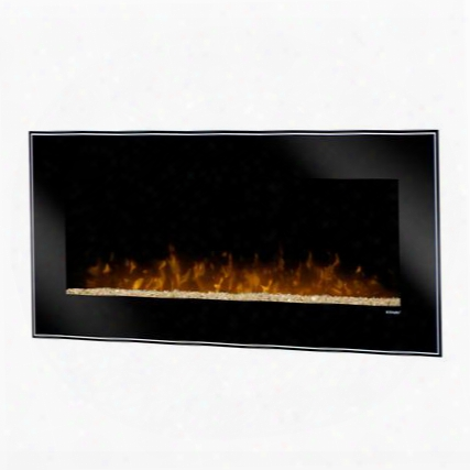 Dwf1215b Dusk Wall Mounted Fireplace With Led Flame Technology Glass Flame Bed Optional Pedestal And Three Stage Remote In